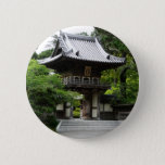 Japanese Tea Garden in San Francisco Pinback Button