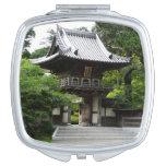 Japanese Tea Garden in San Francisco Vanity Mirror