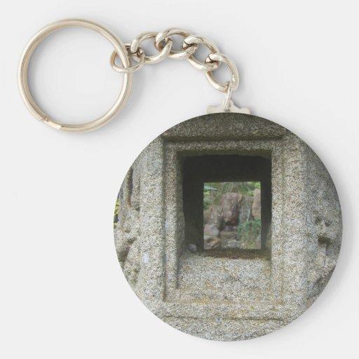 Japanese Tea Garden Key Chain
