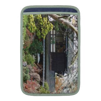 Japanese Tea Garden MacBook Sleeves