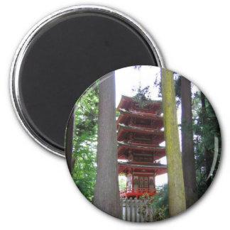 Japanese Tea Garden Magnet