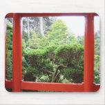 Japanese Tea Garden Mouse Pads