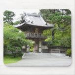 Japanese Tea Garden Mousepad