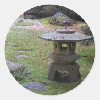 Japanese Tea Garden- San Francisco Classic Round Sticker