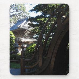 Japanese Tea Garden- San Francisco Mouse Pad