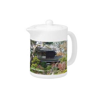 Japanese Tea Garden Teapot