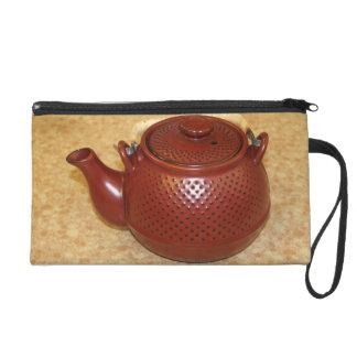 Japanese Teapot Wristlet