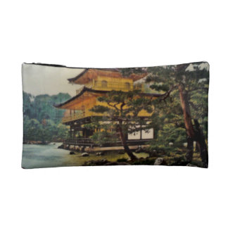 Japanese Temple Purse Cosmetic Bag