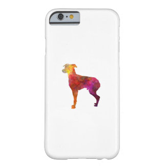 Japanese Terrier in watercolor Barely There iPhone 6 Case
