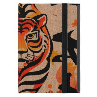 japanese tiger art iPad mini covers