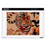 japanese tiger art skins for acer chromebook