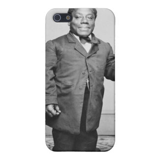 Japanese Tommy, African American Minstrel, 1860s iPhone SE/5/5s Cover