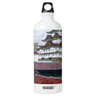 Japanese Traditional Garan Vintage Aluminum Water Bottle