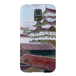 Japanese Traditional Garan Vintage Case For Galaxy S5