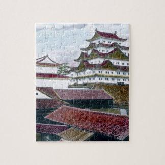 Japanese Traditional Garan Vintage Jigsaw Puzzle