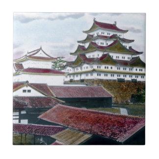 Japanese Traditional Garan Vintage Tile