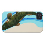 Japanese Traditional Koi Fish Case-Mate iPhone 4 Case