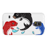 Japanese Traditional Koi Fish Samsung Galaxy Nexus Cover