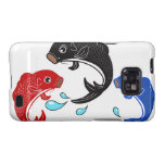 Japanese Traditional Koi Fish Galaxy S2 Covers