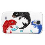 Japanese Traditional Koi Fish HTC Vivid Cover