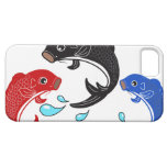 Japanese Traditional Koi Fish iPhone 5/5S Cover