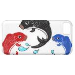 Japanese Traditional Koi Fish iPhone 5C Case