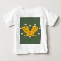 Japanese traditional pattern - CHOJI Baby T-Shirt