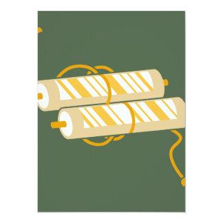 Japanese traditional pattern - MAKIMONO Card