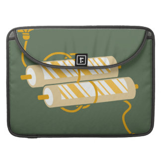 Japanese traditional pattern - MAKIMONO Sleeves For MacBook Pro
