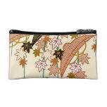 Japanese traditional pattern - MOMIJI Makeup Bags