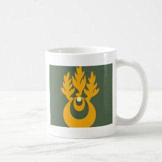 Japanese traditional pattern - symbol coffee mug