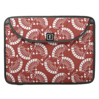 Japanese traditionl pattern - SENSU MacBook Pro Sleeve