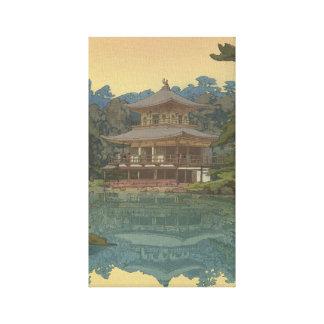 Japanese Ukiyoe Art(Hiroshi Yoshida) Canvas Print