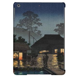 Japanese Ukiyoe Art(Kouitsu Tsuchiya) iPad Air Case