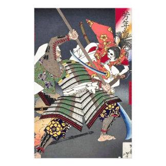 Japanese Ukiyoe Art Stationery