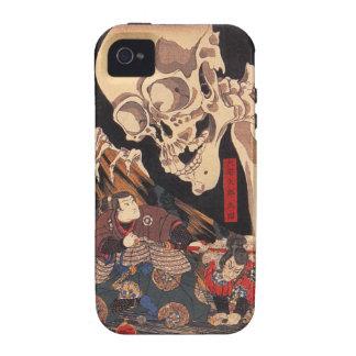 Japanese Ukiyoe Art vol.1 Case-Mate iPhone 4 Cases