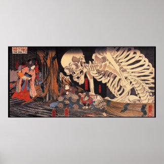 Japanese Ukiyoe Art vol.1 Print