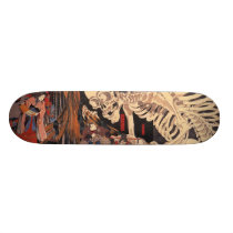 Japanese Ukiyoe Art vol.1 Skateboard