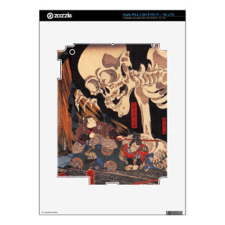 Japanese Ukiyoe Art vol.1 iPad 3 Skin