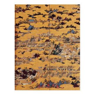 Japanese Ukiyoe Art vol.5 Postcard