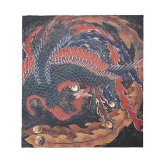 Japanese Ukiyoe Art vol.9, Katsushika Hokusai Notepad