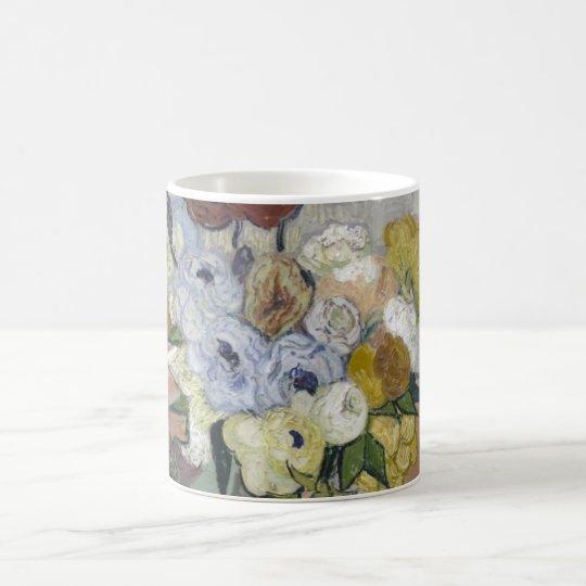 Japanese Vase - Vincent Van Gogh Coffee Mug