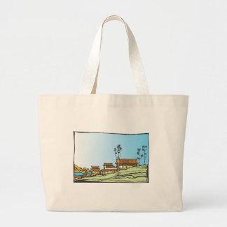 Japanese Village Bag