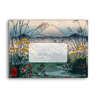 Japanese Vintage Art, The Otsuki Plain Envelope