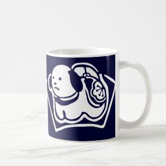 Japanese Vintage Dog Mug