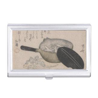 Japanese Vintage Image Business Card Holder
