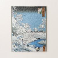 Japanese Vintage jigsaw Puzzle