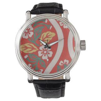 Japanese Vintage Kimono Design Fashion Watch
