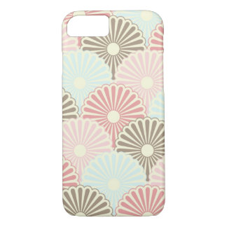 Japanese vintage pattern iPhone 8/7 case