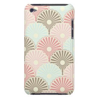 Japanese vintage pattern iPod Case-Mate case